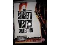 CLINT EASTWOOD FILMS (3 FILMS DVD BOXED SET) SPAGHETTI WESTERN COLLECTION