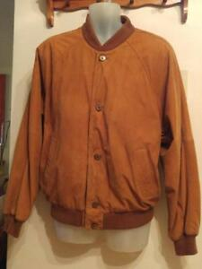 Danier Mens Leather Jacket Supersoft Oakville wide Dolman Sleeves M but fits like Large 40 42 44