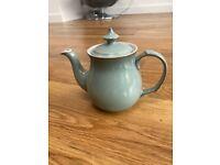 Denby Pottery Regency Green Teapot