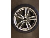 BMW 2 series alloy wheel for sale only got £150 call 07860431401