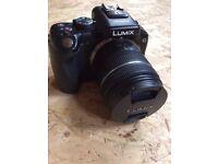 Panasonic Lumix DMC-G5 Digital SLR Camera - 14-42 G Vario Lens Charger Included
