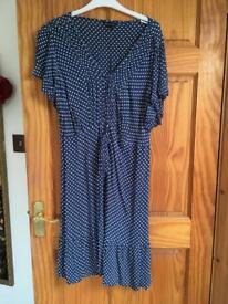 Summer dress. Size 18