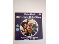 Daily Mail Christmas Collection The Greatest Store in the World DVD - New