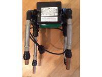 Power Shower twin pump Salamander CT75 Twin