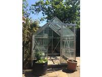 Greenhouse 6' x 6'