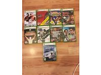 Xbox 360 white with games