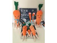 Kevin & Katie Carrot 🥕 Book & Babies