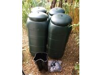 Water butts £20 each