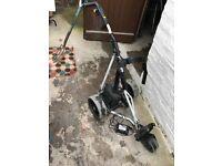 Powacaddy battery caddy cart