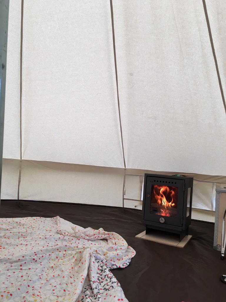 tent sold but orland stove still avail in southside glasgow