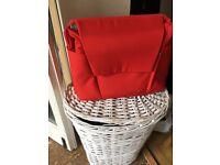 BRANDNEW RED STOKKE CHANGING BAG