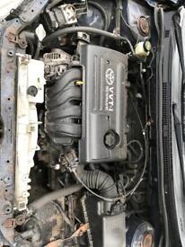 Toyota Corolla 1.4 vvti gearbox