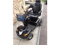 Landranger Freerider mobility scooter