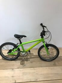 "Isla Bike cnoc 16 "" Age 4 + green"