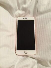 iPhone 6S Plus 128GB golden rose NEW