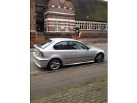 Bmw 325ti sport for sale or swap for motorbike