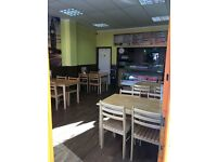 Cafe / coffee shop business for sale. Tadworth