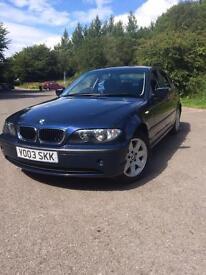 2003,BMW 320i SE