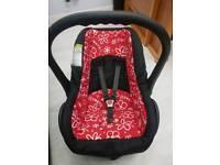 BABY CAR SEAT 0-10kg