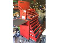Snap On Tool box (Top Chest and Roll Cab)