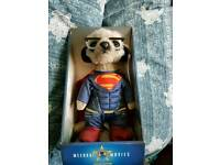 Superman meerkat swaps