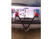 2 Bike Tow Bar Mounted Carrier Now Sold