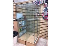 Display Glass Cabinets