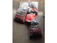 4bags of building sand and 1 bag of cement all unopened pickup from chepstow
