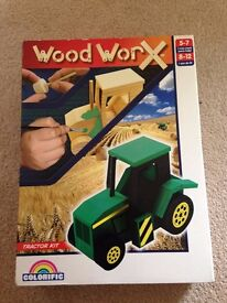 Tractor kit