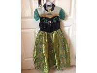 Disney Frozen Anna musical coronation dress
