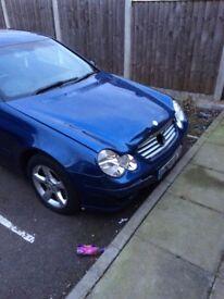 Mercedes c200kompressor ASAP!!!2007