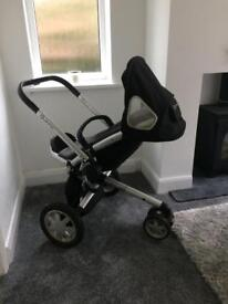 Quinny Buzz 3 pram with changing bag
