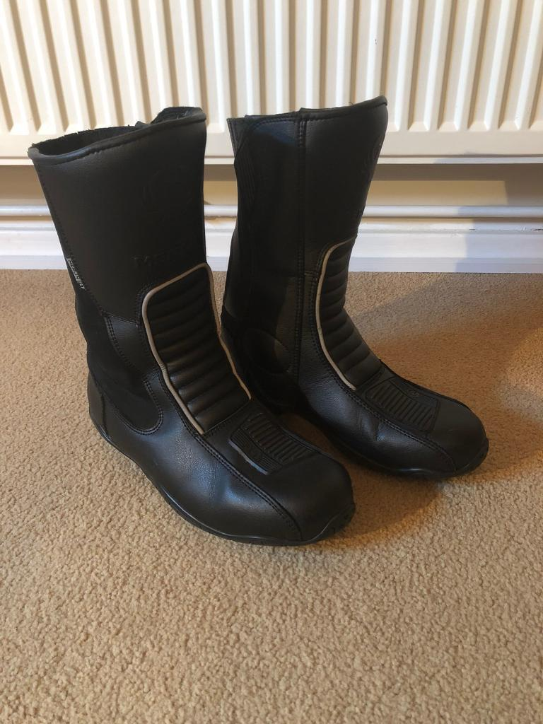 Condition as New - Merlin Ladies Motorcycle Boots