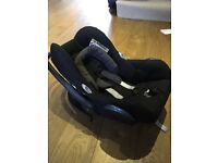 Maxi-Cosi Cabriofix baby/infant car seat