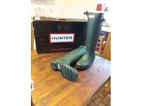 Size 6 Green Hunters.