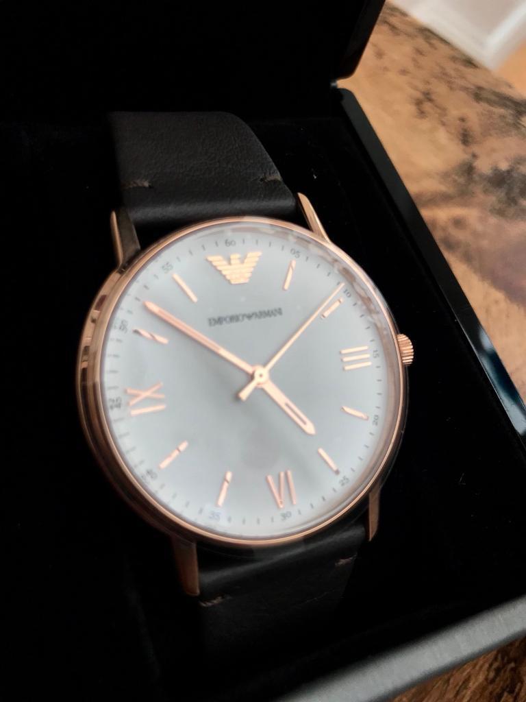 Emporio Armani unisex watch