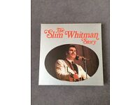 LPs Boxed Set The Slim Whitman Story