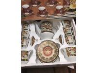 Persian style tea set