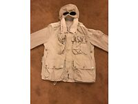CP Company Goggle Jacket Size L Used condition