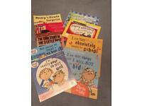 Kids books-x9