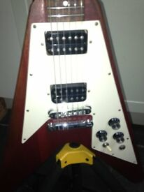 2010 Gibson Flying V USA with Gibson soft case