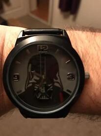 Star Wars Darth Vader men's watch