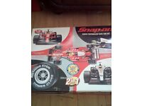 Snap-On radio controlled car set brand new