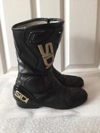 Sidi motorcycle boots 7