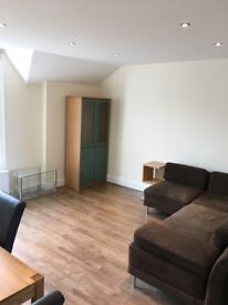 NO FEES! Spacious, recently refurbished 2 double bedroom upper maisonette. West Hampstead, NW6.