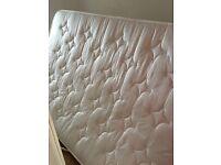 Quality double mattress VGC