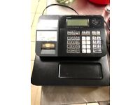 Cash register shop till