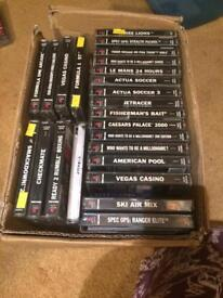 Job lot Sony ps1 games