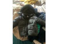 Baby river island coat