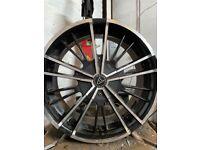 Wolfrace Alloy Wheels 18 inch